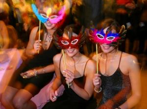 cenas, clubes, fiestas privadas y eventos
