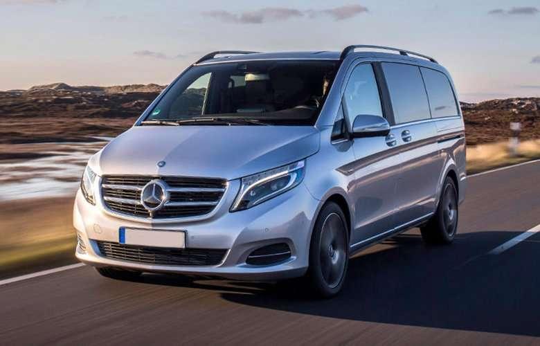 Minivan Mercedes V-Class