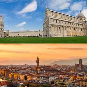 Pisa and Florence Tour